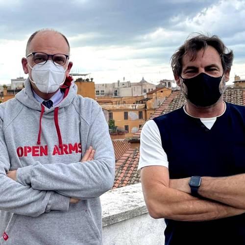 """Letta riceve il fondatore di OpenArms, ira di Salvini: """"Non ho parole"""" -  ilGiornale.it"""