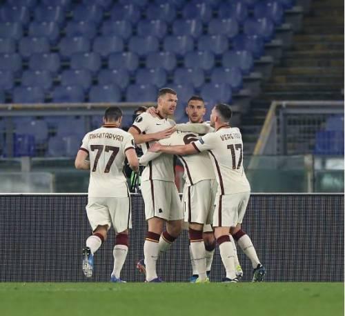 La Roma elimina l'Ajax e tiene alto l'onore dell'Italia in Europa