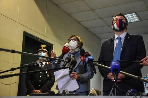 Caso Open Arms, Salvini rinviato a giudizio
