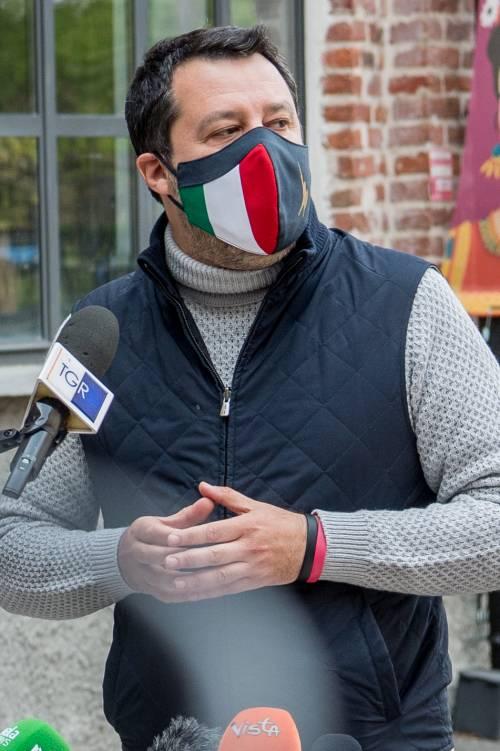 """Salvini a processo per Open Arms: """"Decisione dal sapore politico"""""""