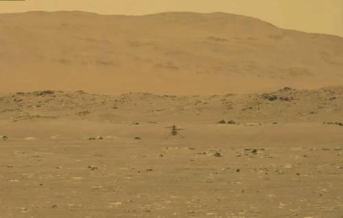 I 39 secondi nel mito del primo volo su Marte