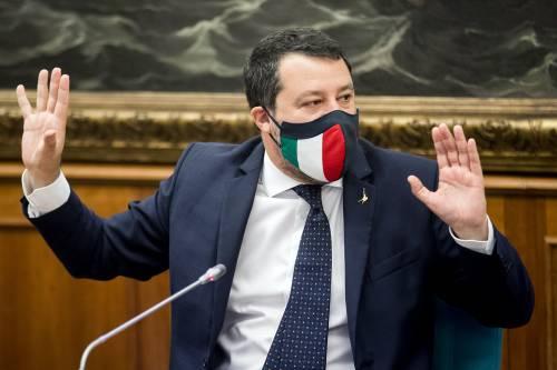 """""""Coprifuoco alle 23"""", """"Non si può"""". Lo scontro Salvini-Sileri"""