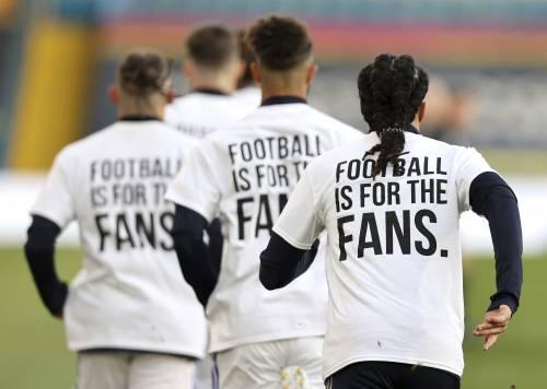 La Lega dei Paperoni del calcio