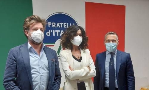 Da Renzi alla Meloni: ecco chi è Patrizia Baffi
