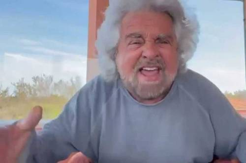"""Le mani """"a taglio"""" e la prossemica: la verità nel video di Grillo"""