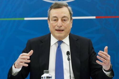 Il miracolo di Draghi, Galli e il coprifuoco: quindi, oggi...