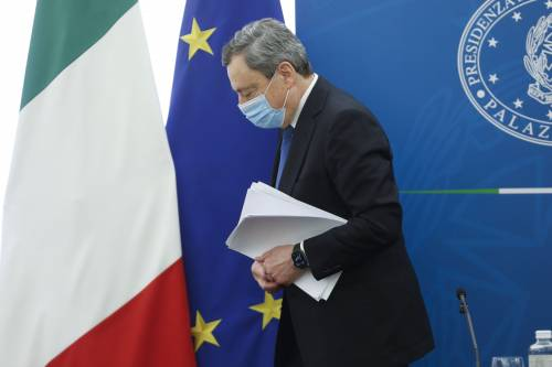 L'Ue non si fida del piano italiano. Draghi costretto a rassicurare tutti