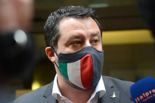 """Salvini insegue i voti della Meloni. L'irritazione dem: """"Decida cosa fare"""""""