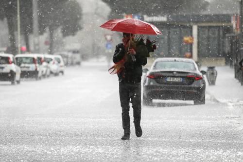 """Il """"giorno x"""" del maltempo: torna la pioggia"""