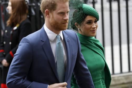 La vendetta della Regina: cosa è successo con Harry e Megan