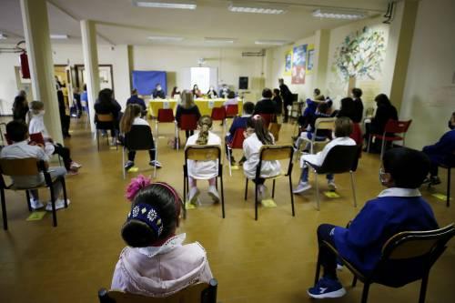 Bimbi a scuola di conflitti per imparare a dirsele