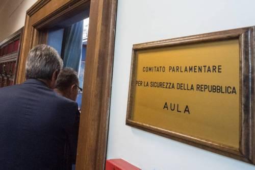 Copasir, Urso presidente: si sblocca lo stallo ma la Lega non vota
