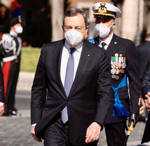 """Draghi, il Recovery al sicuro in Aula. """"Ma con Conte sarebbe stato flop"""""""