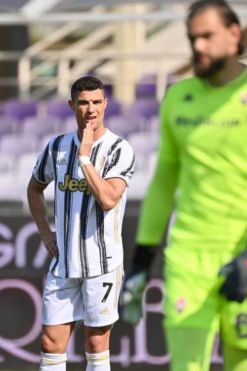 CR7 è sparito e ora la Juventus rischia la Champions League