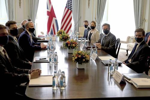 Londra, primo G7 dell'era Biden. Sfida degli Usa a Russia e Cina
