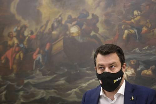 """""""Mi spiace che vivi male... """". Esplode la rissa Salvini-Letta"""