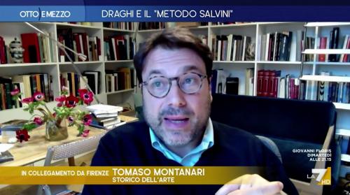 """""""Salvini e Hitler...?"""". L'attacco choc in tv"""