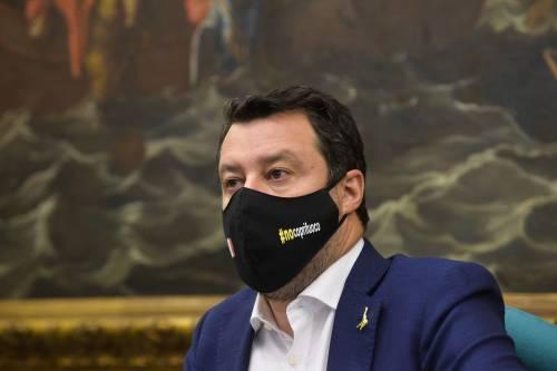 Salvini sfida i chiusuristi: la mossa in Cdm per stanare Speranza