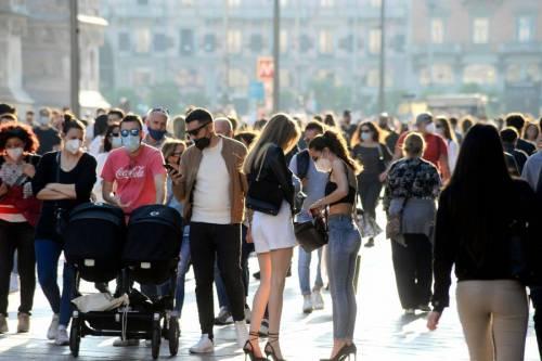 Un'Italia senza zone rosse: come cambiano i colori delle Regioni