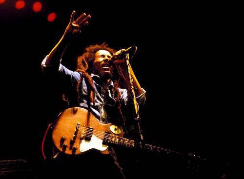 Il messaggio politico di Bob Marley