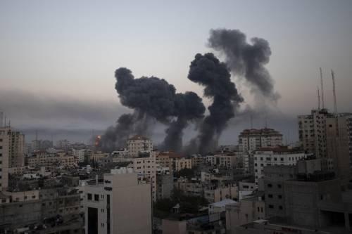 Israele choc: le sinagoghe in fiamme
