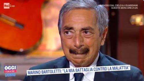 """La confessione choc di Bartoletti: """"Così ho scoperto la malattia..."""""""