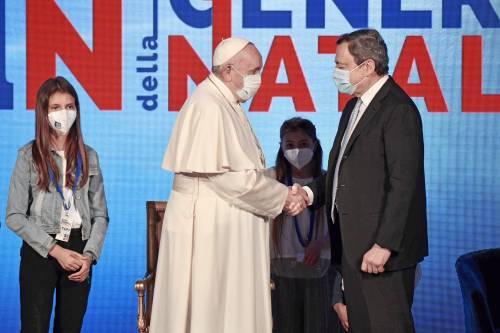 """""""Senza bambini l'Italia è morta"""". E il Papa benedice il bonus per i figli"""