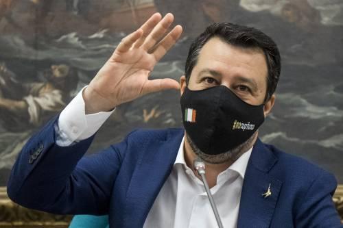 """""""Basta"""", """"Riaperture ponderate"""": lite Salvini-Speranza"""