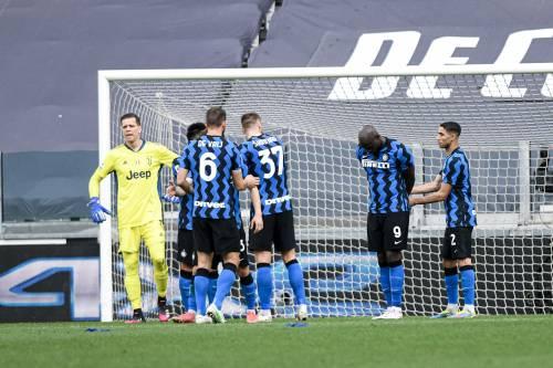 """La Juve batte l'Inter. E Lukaku si fa """"arrestare"""""""