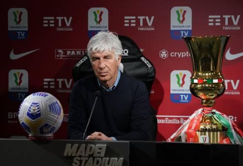 """""""Vincete con la Juventus e..."""": il sospetto sulla finale. Ma Gasp risponde"""