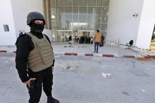 L'attentato al Museo del Bardo
