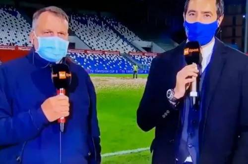 Il fuorionda della Rai fa infuriare i tifosi della Juventus: ecco cos'è successo