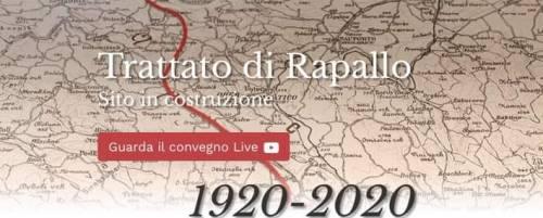 Trieste, un convegno per ricordare il centenario del Trattato di Rapallo
