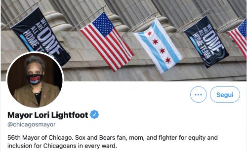 """Delirio del sindaco di Chicago: """"Interviste solo ai giornalisti neri"""""""