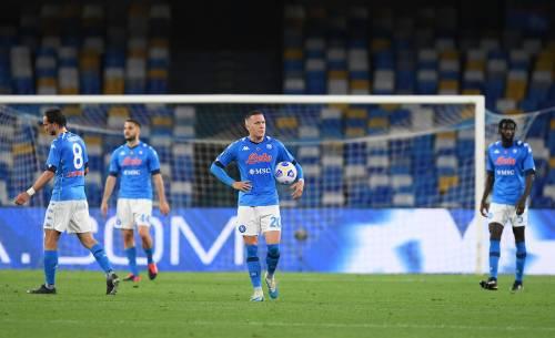 Napoli fuori dalla Champions, c'è un solo colpevole: ecco chi è