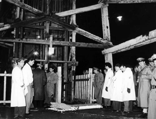 La tragedia della miniera della Ribolla, dove la sirena suonava ogni otto ore