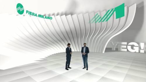 Fiera Milano e Yeg!, la nuova frontiera digital degli eventi