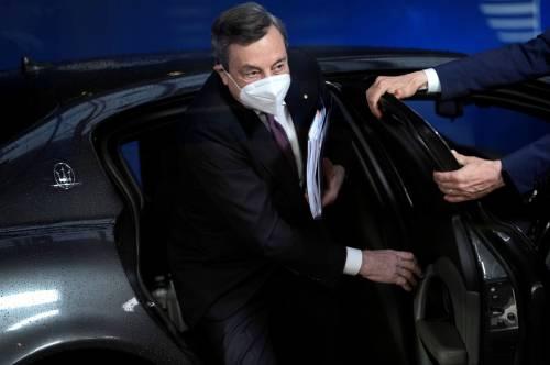 """Così Draghi """"dribbla"""" i veti sulle grandi opere"""