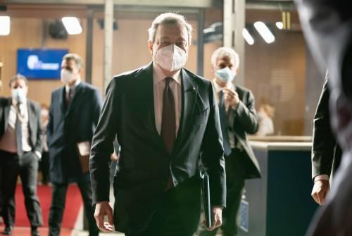"""""""Tacere il problema non lo fa sparire"""". Draghi incalza La Ue fa spallucce"""