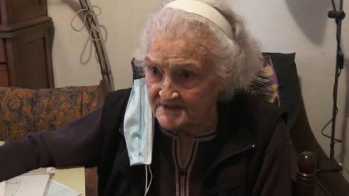 """""""Non morirò da abusiva"""". A 95 anni umiliata dal Campidoglio"""