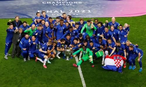 Il Chelsea vince la Champions League