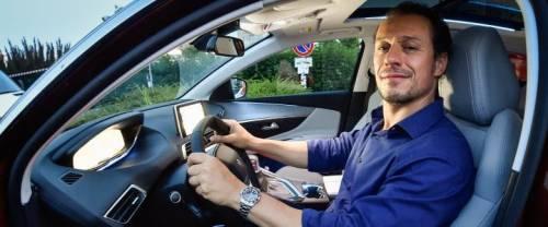 Meeting Peugeot: Accorsi, l'elettrico e… quel film con la Lamborghini