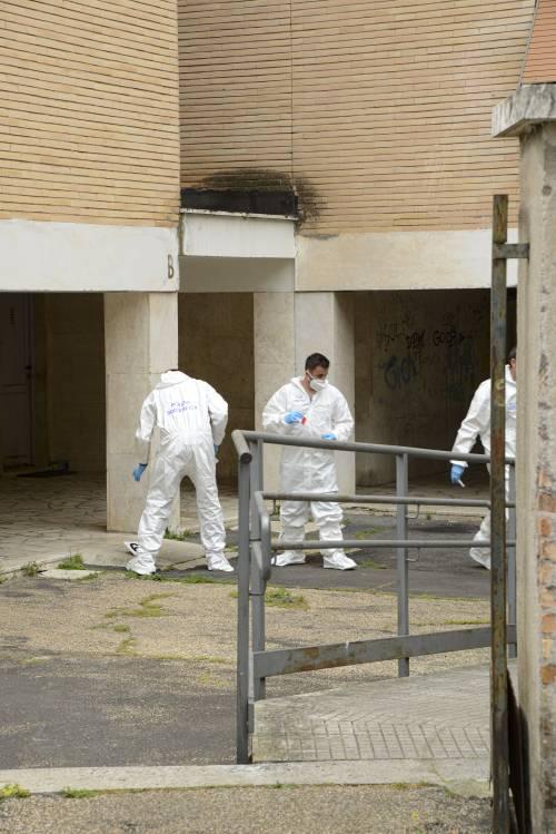 Orrore a Pietralta: trovato cadavere in una valigia