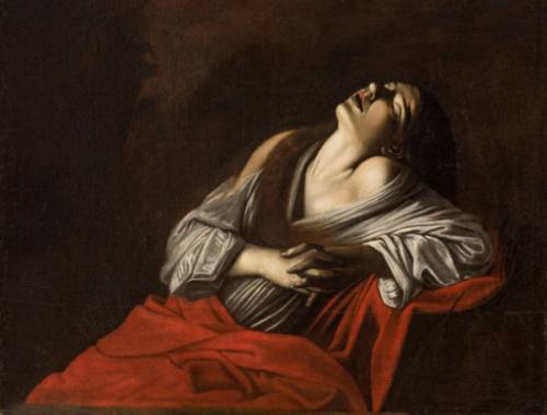 Nell'ultima Maddalena i dolori di Caravaggio