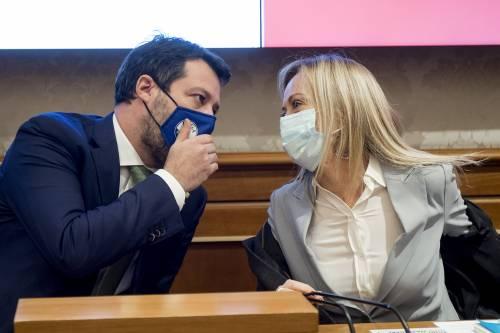 Copasir, strappo Salvini-Meloni: un dualismo che può logorare