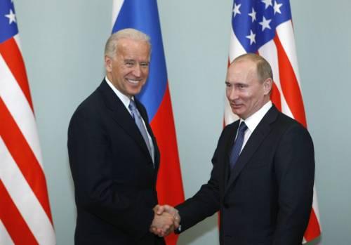 Incontro Biden - Putin: la mossa di Zelensky