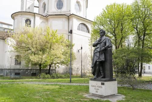 """Poesie, sconcezze, """"damazze"""" e modernità. Ecco la Milano del """"sur Carlo"""" Porta"""