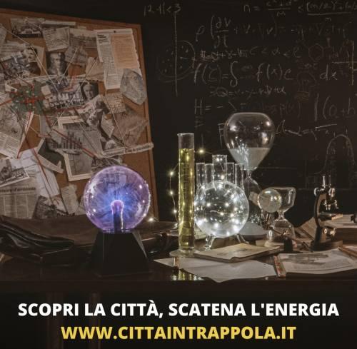 Città in trappola, il live game interattivo lombardo sulle tracce di Alessandro Volta