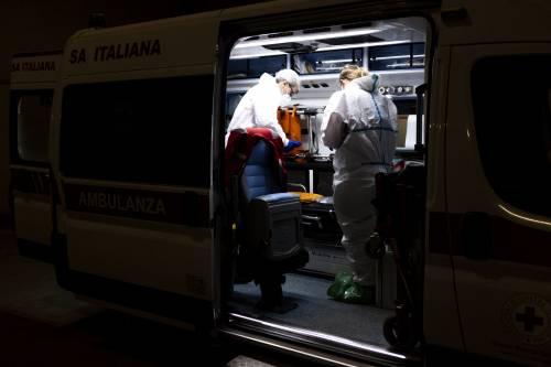 """""""Sotto gli standard di sicurezza e igiene"""". Bomba sulle ambulanze"""