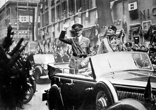 La storia segreta di Mussolini e Hitler. La verità negli scambi epistolari